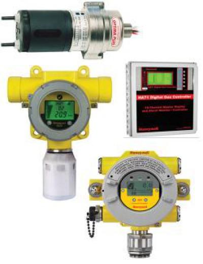 Hệ thống dò khi gas cố định Honeywell
