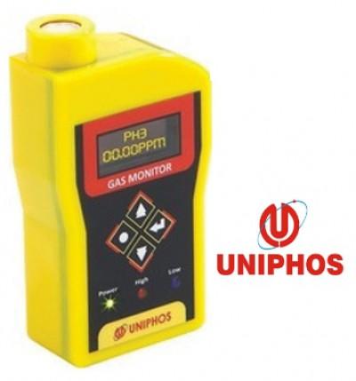 Máy đo khí Uniphos cho lĩnh vực hun trùng